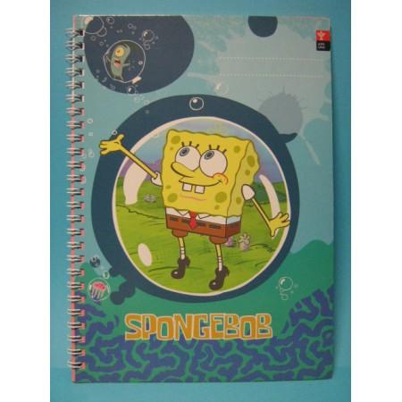 1 Θέματος ARS UNA Spongebob Β5 Σπιράλ 17cm X 25cm
