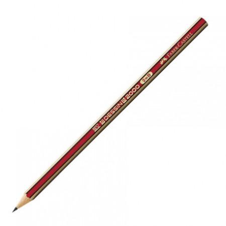 Μολύβι Faber - Castell  DESSIN 2000