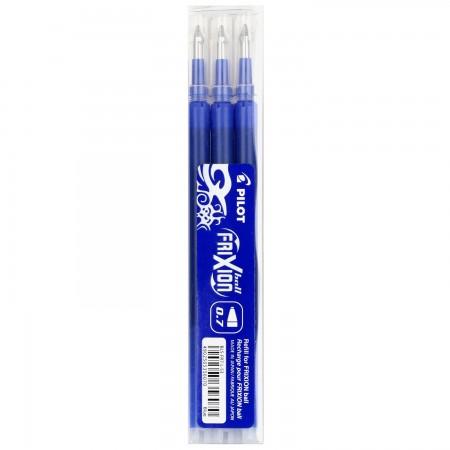 Ανταλλακτικά PILOT Frixion Clicker 0,7mm Mπλε Συσκευασία Ενός Τεμαχίου Κωδικός BLS-FR7-S3L/1